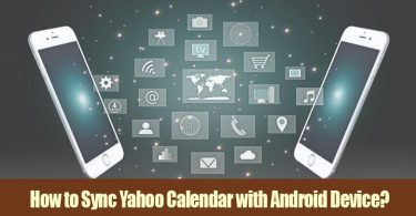 sync yahoo calendar with android