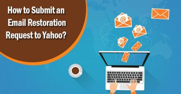 Submit an Email Restoration Request to Yahoo