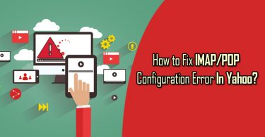 Yahoo POP3 Settings Solution For Configuration