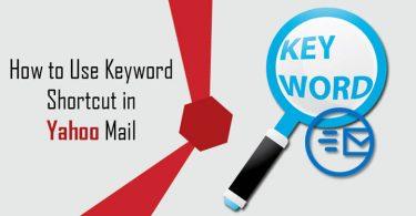 Yahoo Keyboard Shortcuts