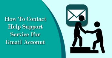 How To Contact Gmail Customer Support Service