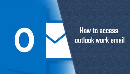 Outlook Work Email