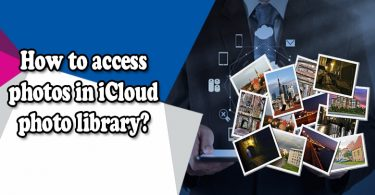 How to Access Photos In iCloud Photo Library?