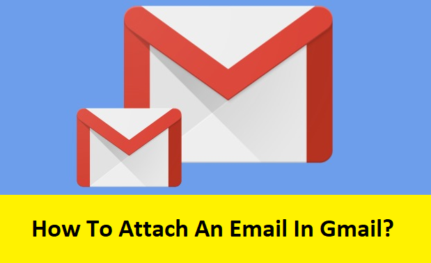 Attach an Email in Gmail