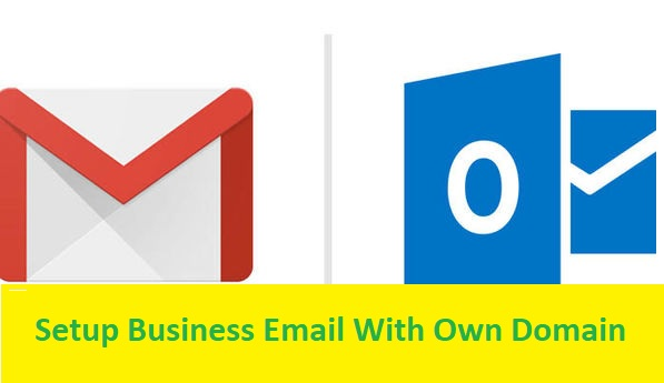 Set Up Business Email With Your Domain Name