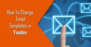 Change Email Templates in Yandex.Mail