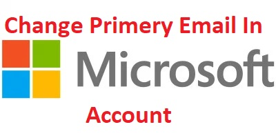 Change Microsoft Account Email
