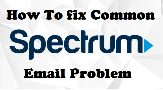 Spectrum Email Problems