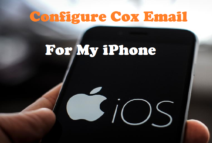 Set Up Cox Email on iPhone
