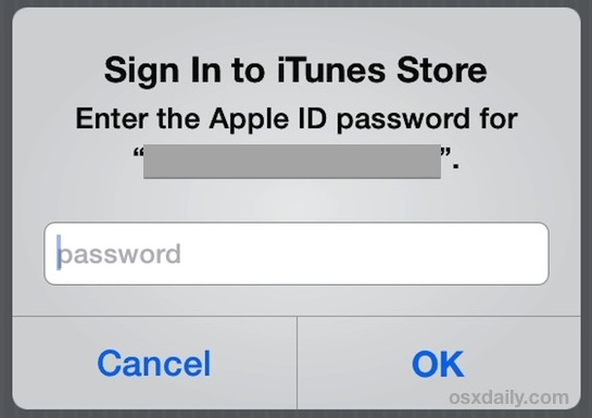 verify apple id and login
