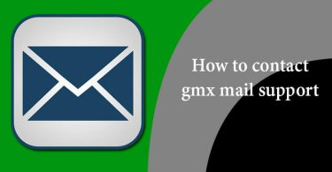 How to Contact Gmx Mail Support Service