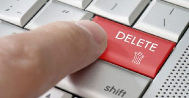 Delete Folder in Yahoo! Mail