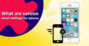 How To Setting Up Verizon Email On Iphone