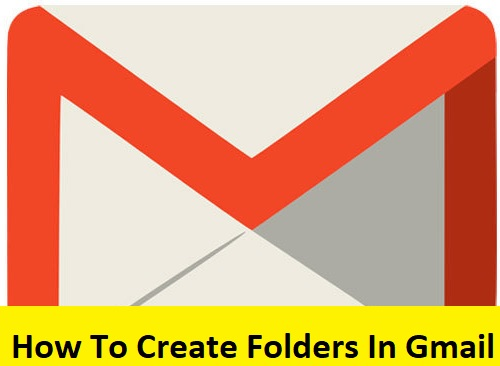 Folders In Gmail