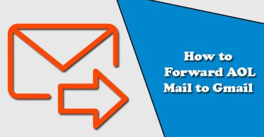Forward AOL Mail to Gmail