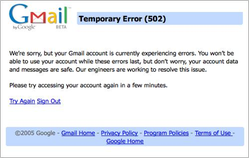 fix gmail sign up