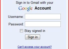How To Fix Gmail Sign In Error?