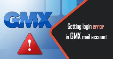 GMX Login Problems