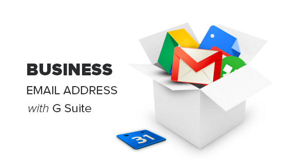 setup professional email with Gmail