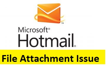 Hotmail File Attachment