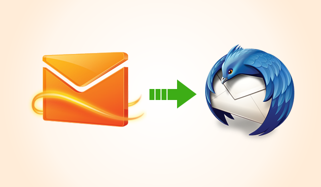Export Hotmail Emails to Thunderbird