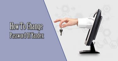 How to Change Password Of Yandex Mail
