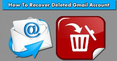 Recover Deleted Gmail
