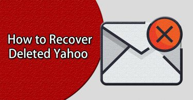 How to Recover Deleted Yahoo Mails