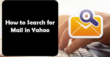 Find Email Using Yahoo Mail Search