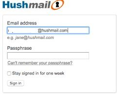 How To Fix Common Hushmail Sign In Errors?