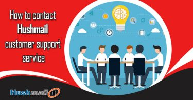 How to Contact Hushmail Customer Support Service?