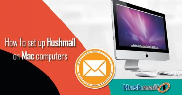 Set Up HushMail On Mac Computers