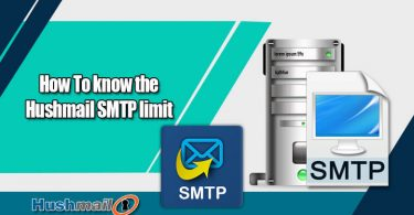 How to Know The Hushmail SMTP Limit?