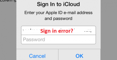 How To Fix Common iCloud Email Login Error?