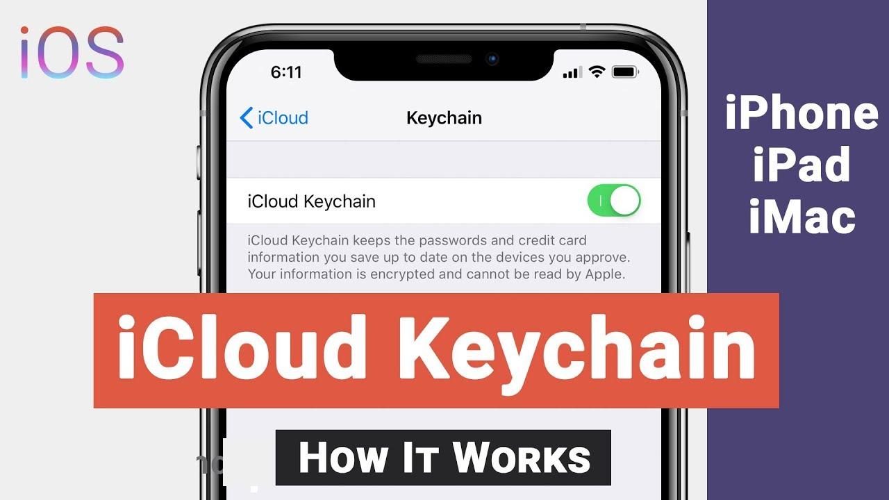 iCloud Keychain Security