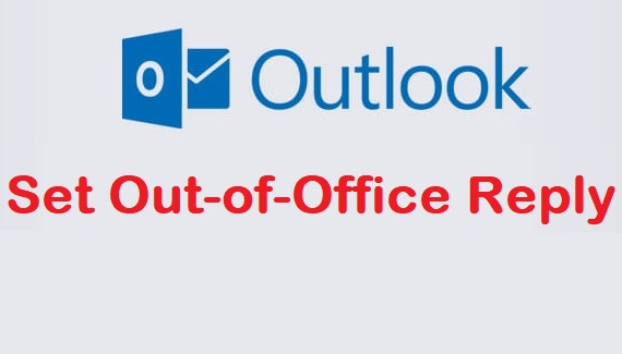 Set Out Of Office In Outlook