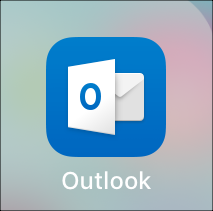 outlook app for iphone
