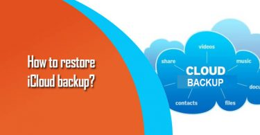 How to Restore iCloud Backup?