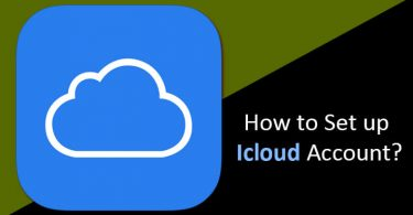How to Set up iCloud Account?