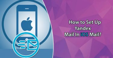 How to Set Up Yandex.Mail In iOS Mail