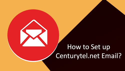 Set up Centurytel.net Email