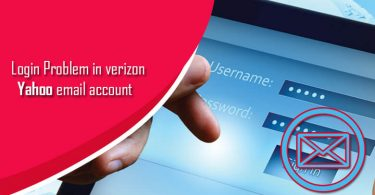 Fix Verizon Yahoo Email Login Problems